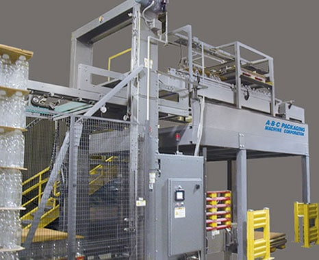 ABC Packaging Model 108  Bulk Depalletizer