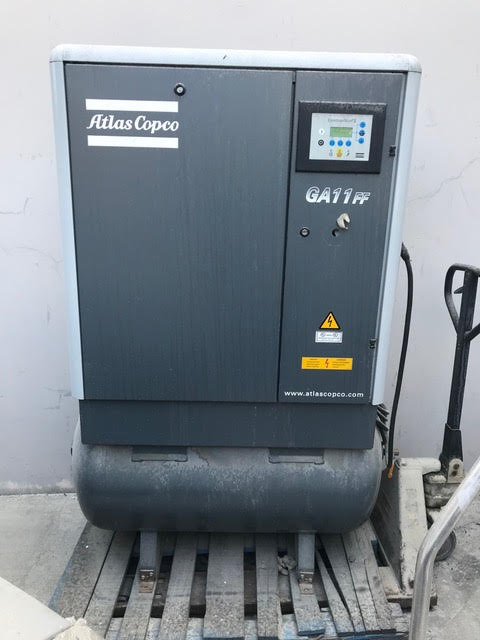 Atlas-Copco-Compressor