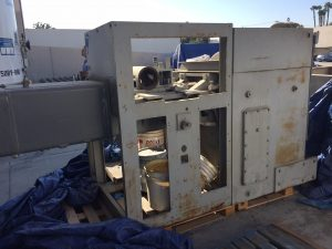 Used Dough Extruder