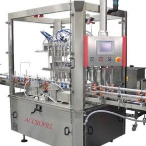 Capmatic Liquid Filling Equipment