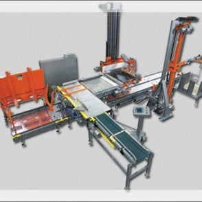 Priority One Low Level Case Palletizers