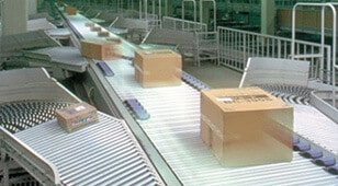 Case Conveyor, Carton Conveyor, Tote Conveyor